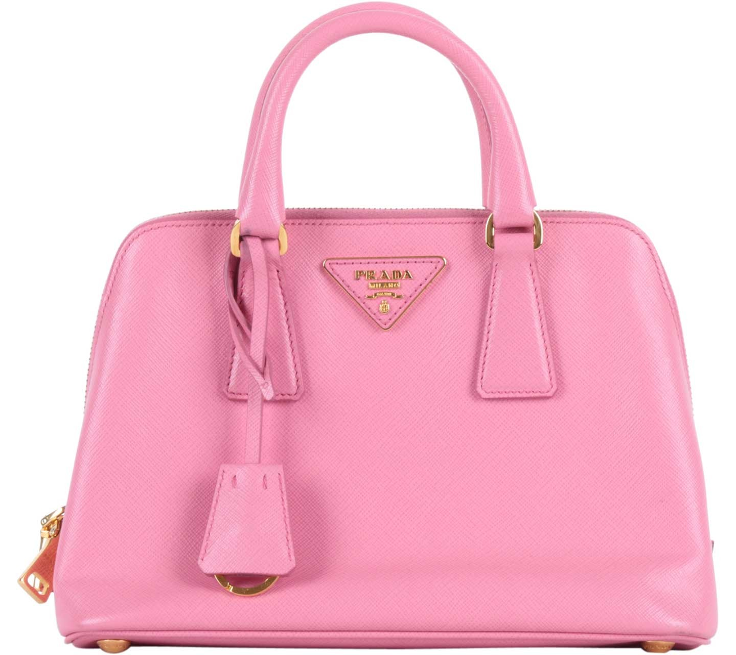 prada wallet in chain - Prada Pink Alma Handbag