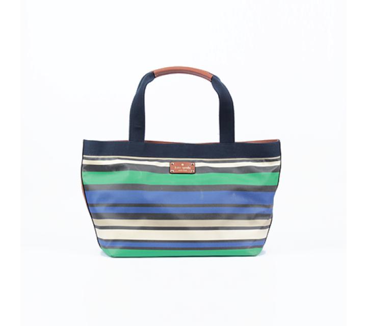 Kate Spade Multi Sophie Shoreline Tote Bag