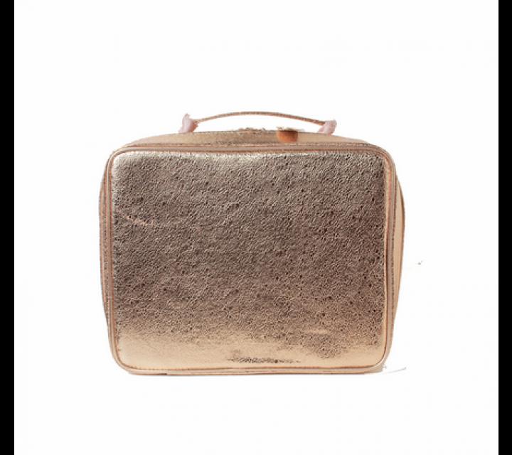Estee Lauder Gold Make-up Bag