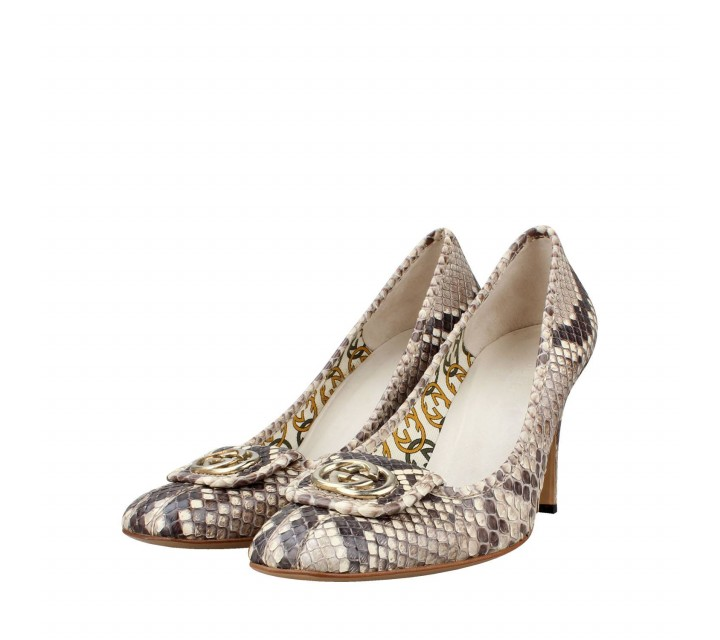 Gucci Brown Heels