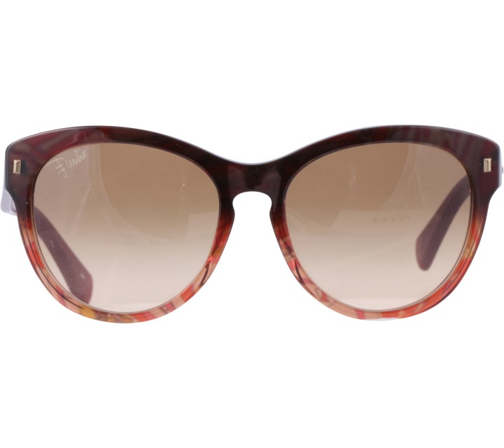 Emilio Pucci Brown Sunglasses