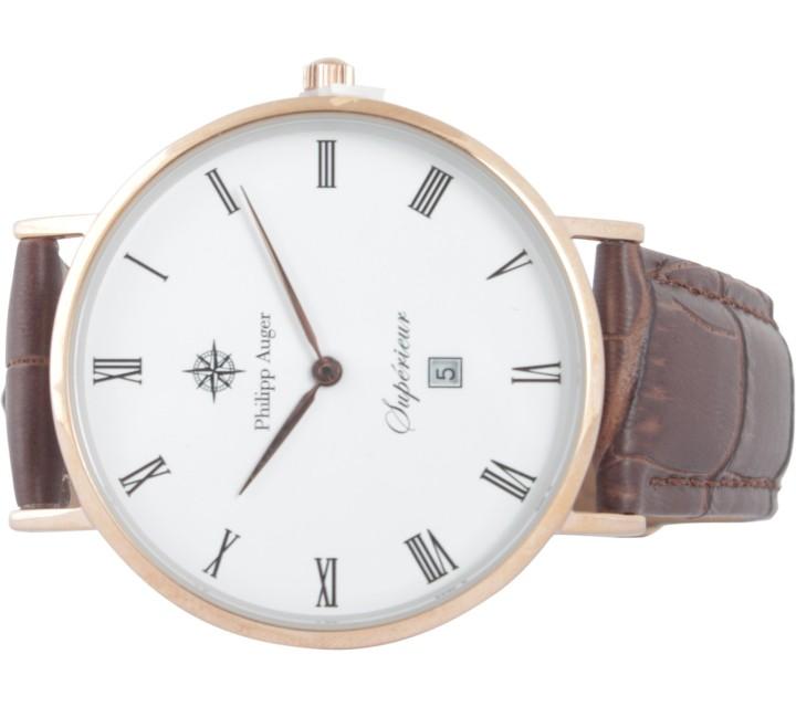 Philipp Auger Brown Superieur Date 5 Watch