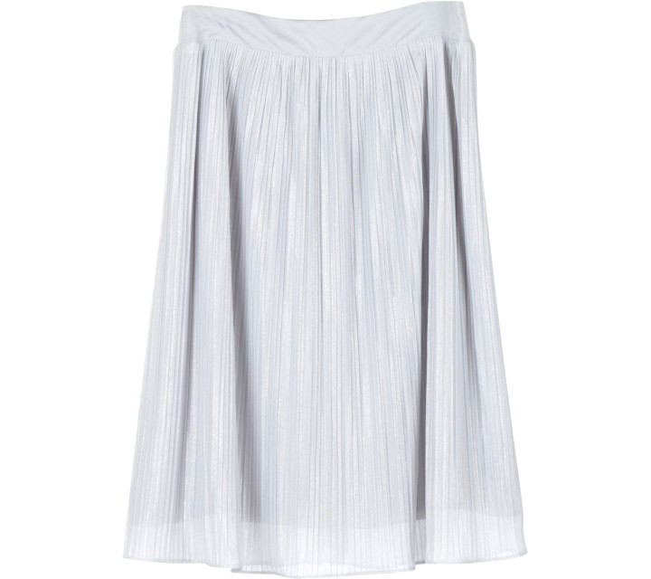 Le Bijou Grey Skirt