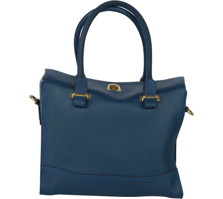 Jade Dark Blue Handbag