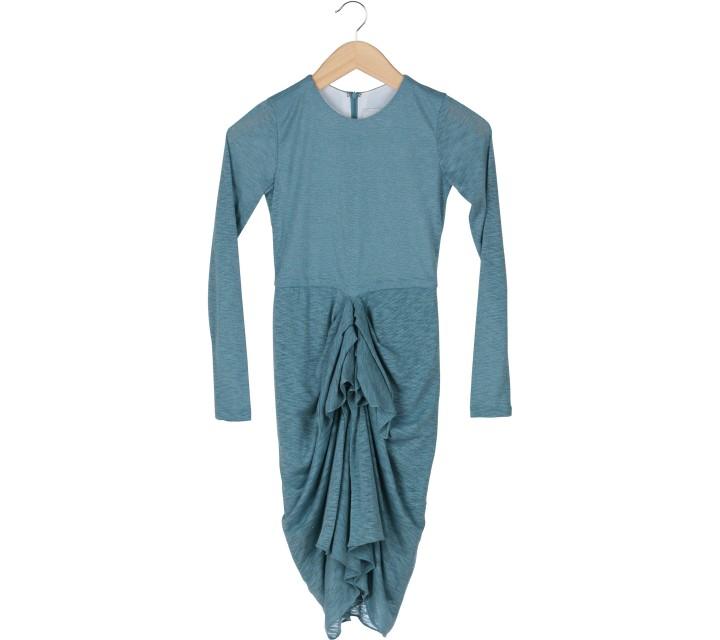 Ciel Blue Midi Dress