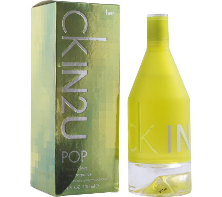 Calvin Klein  CKIN2U Pop Fragrance