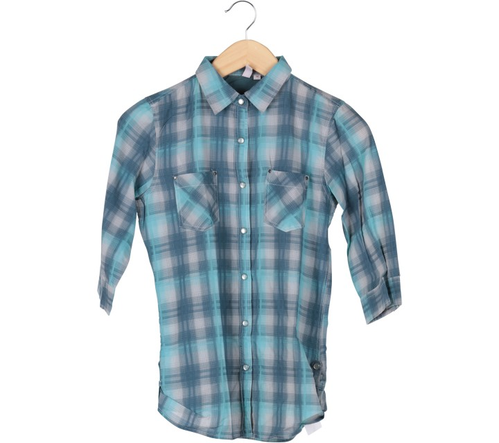 Penshoppe Multi Colour Plaid Shirt