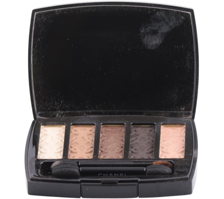 Chanel  Entrelacs Eyeshadow Palette Sets and Palette