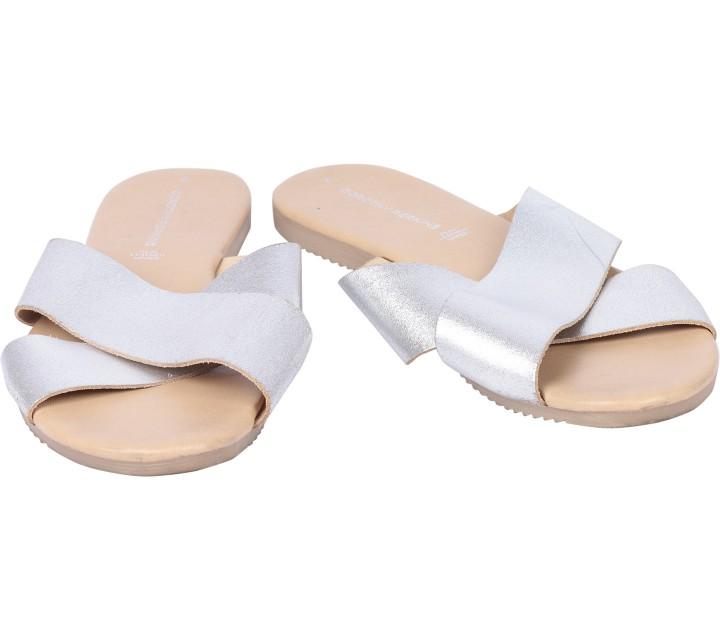 Dorothy Perkins Silver Sandals