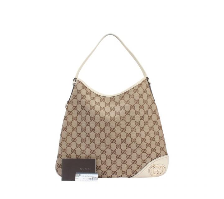 Gucci Beige Shoulder Bag