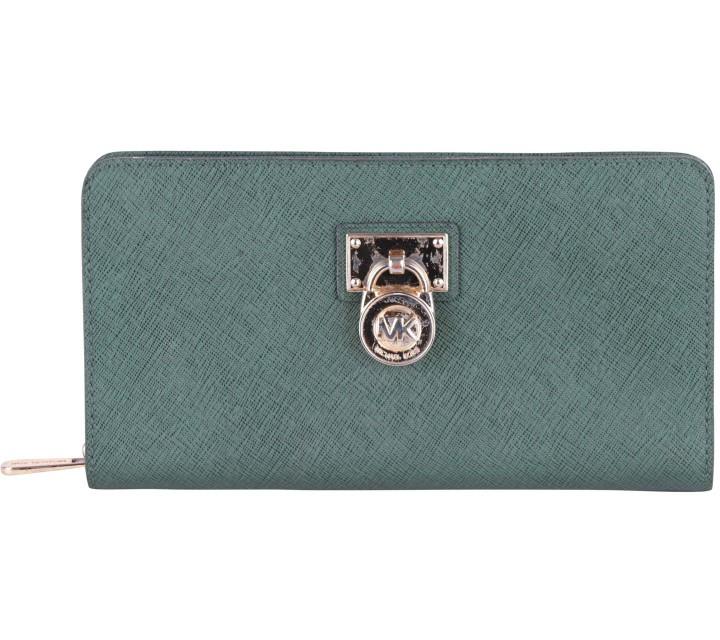 Michael Kors Dark Green Wallet