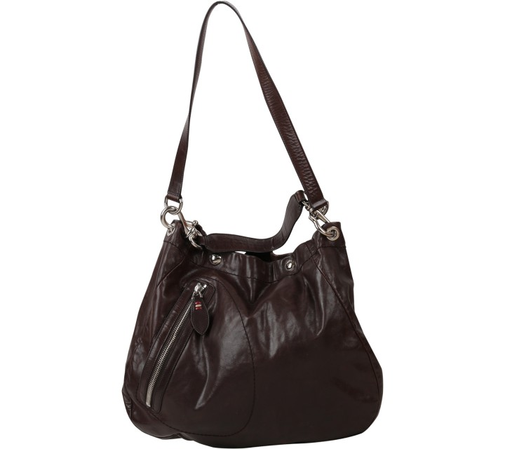 Bally Brown Shoulder Bag