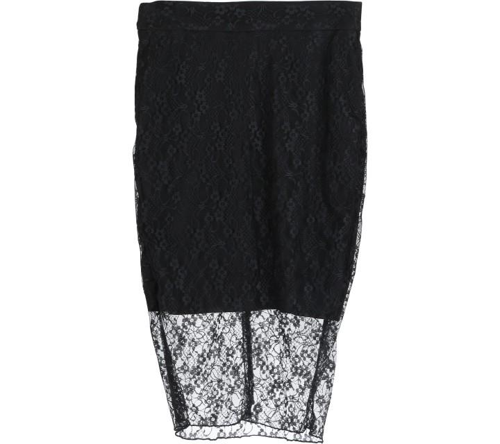 Beste Project Black Lace Skirt