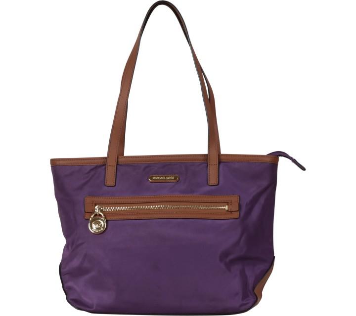 Michael Kors Purple Handbag