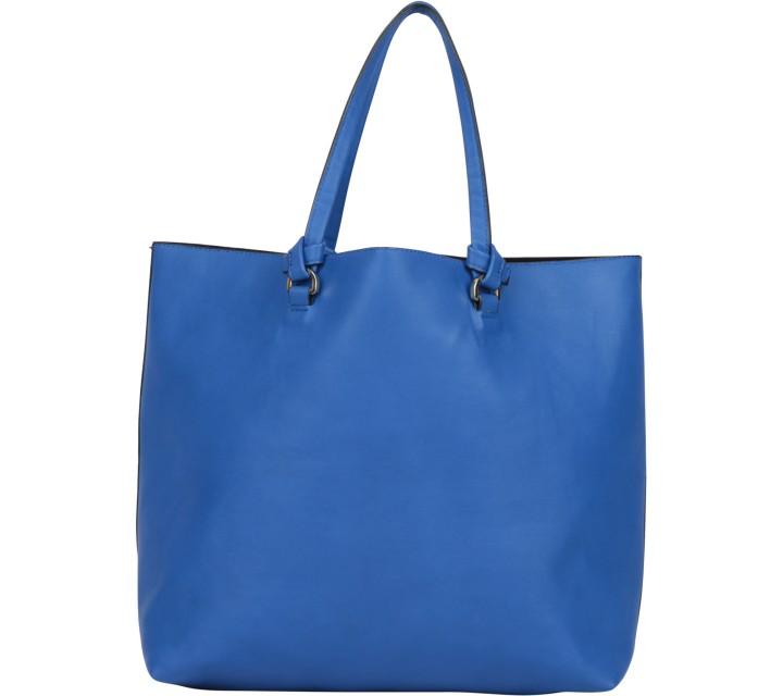 Zara Blue Tote Bag
