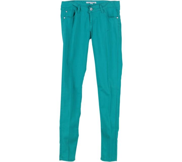 Forever 21 Green Skinny Jeans Pants