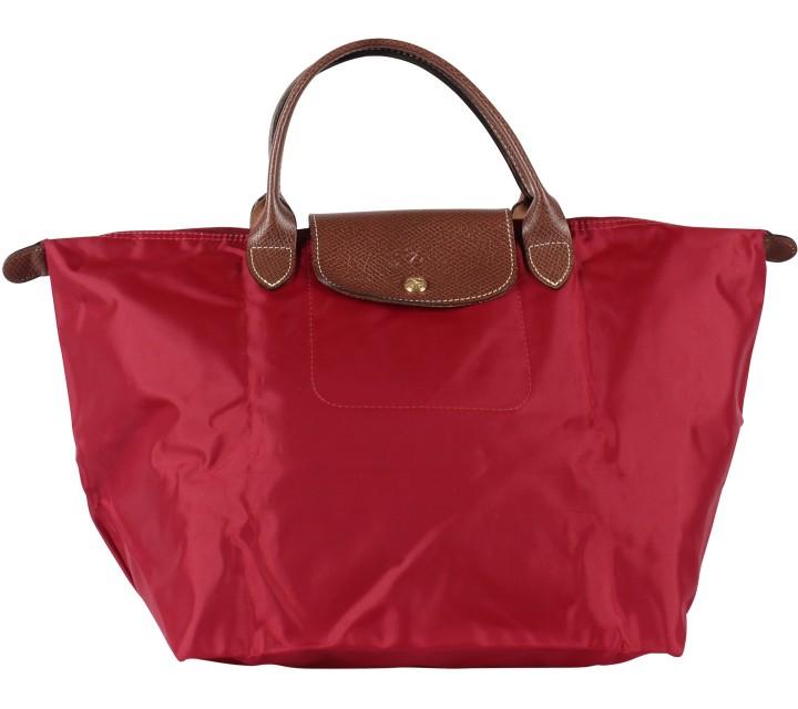 Longchamp Red Handbag
