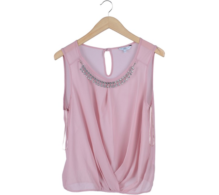 New Look Pink Sleeveless
