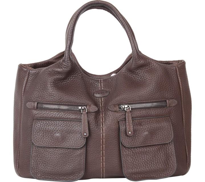 Tod´s Brown Handbag
