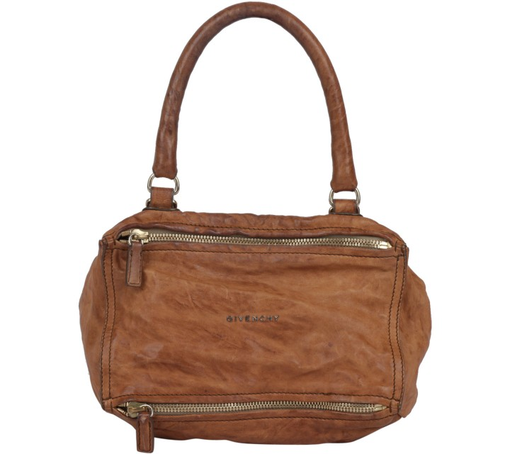 Givenchy Brown Pandora Satchel