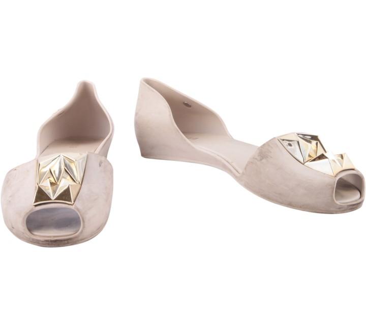 Melissa Beige Sandals