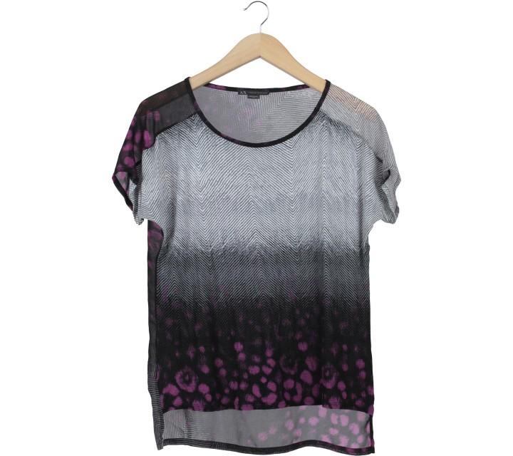 Armani Exchange Multi Colour T-Shirt