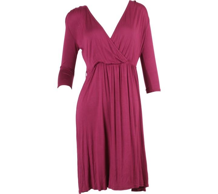 New Look Purple Mini Dress