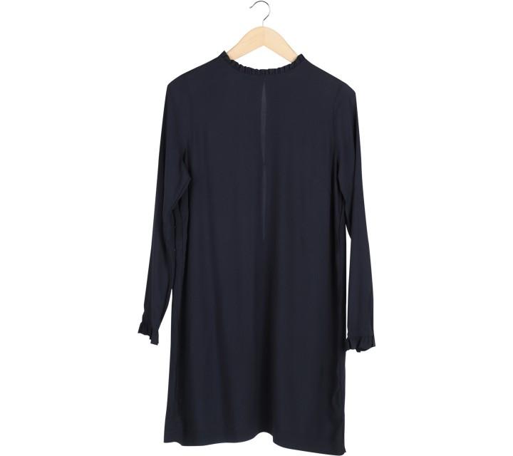 H&M Dark Blue Mini Dress