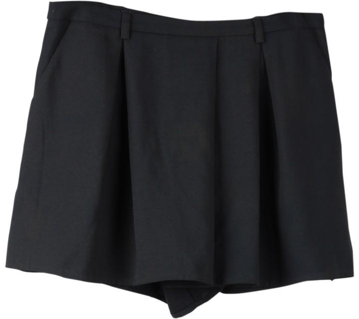 Forever 21 Black Short Pants
