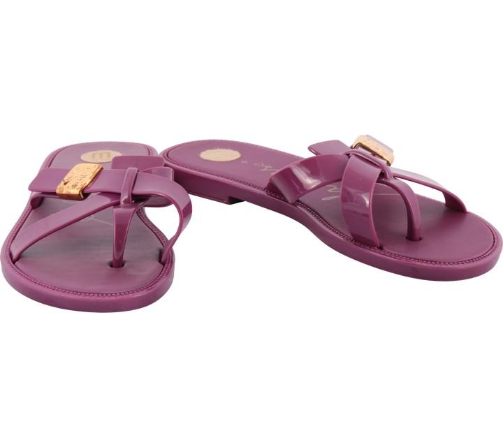 Melissa Purple Sandals