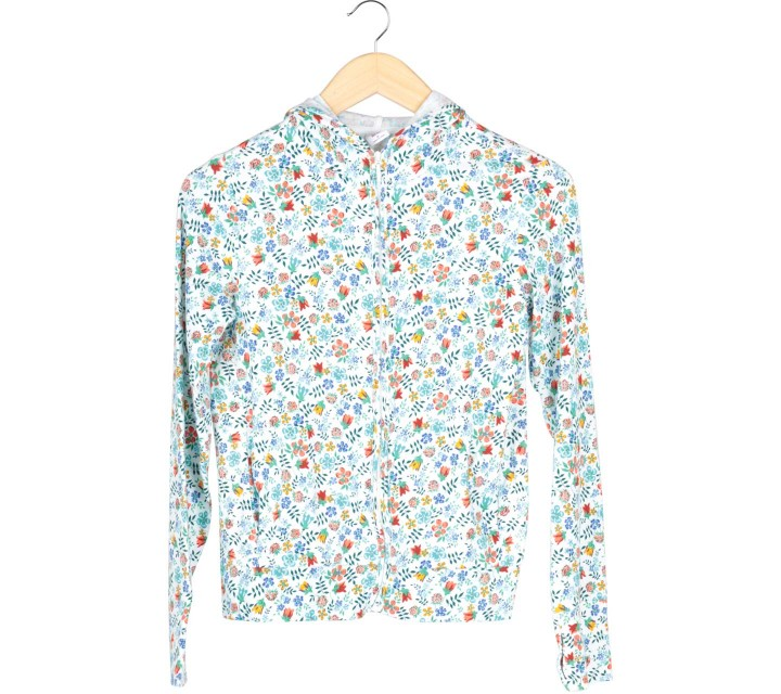 UNIQLO Multi Colour Floral Jaket
