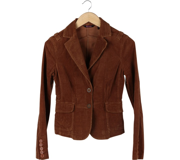 Mango Brown Blazer