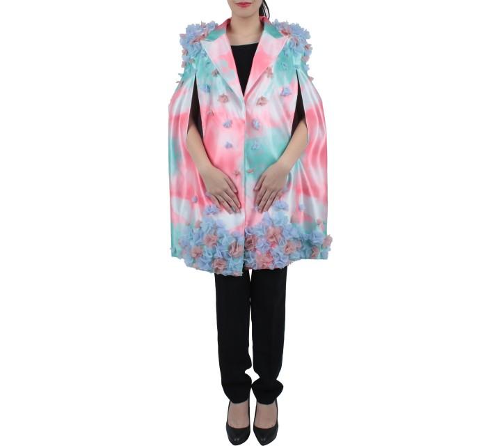 Joel Yonathan Multi Colour Applique Outerwear