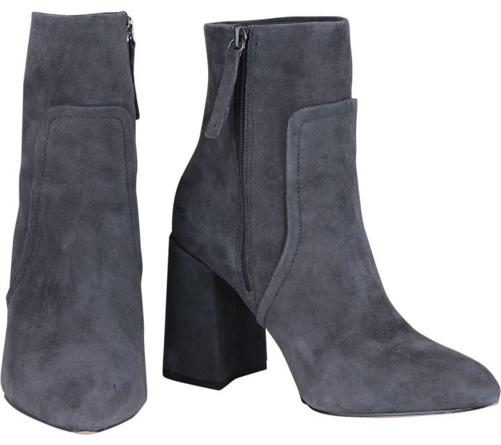 Steve Madden Grey Boots