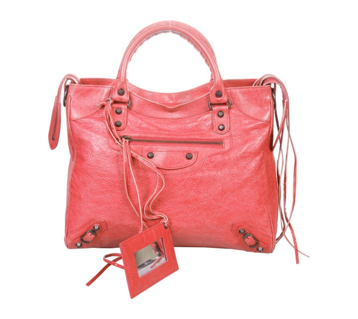 Balenciaga Pink Shoulder Bag