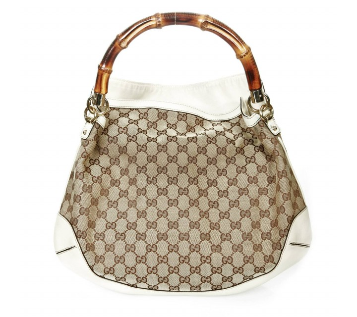 Gucci Brown Tote Bag