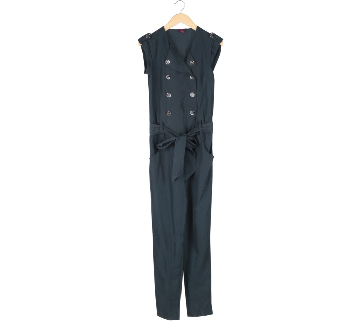 Ted Baker Black Tied Jumpsuit
