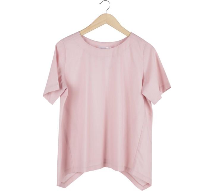 Krom Collective Pink Sasha Blouse