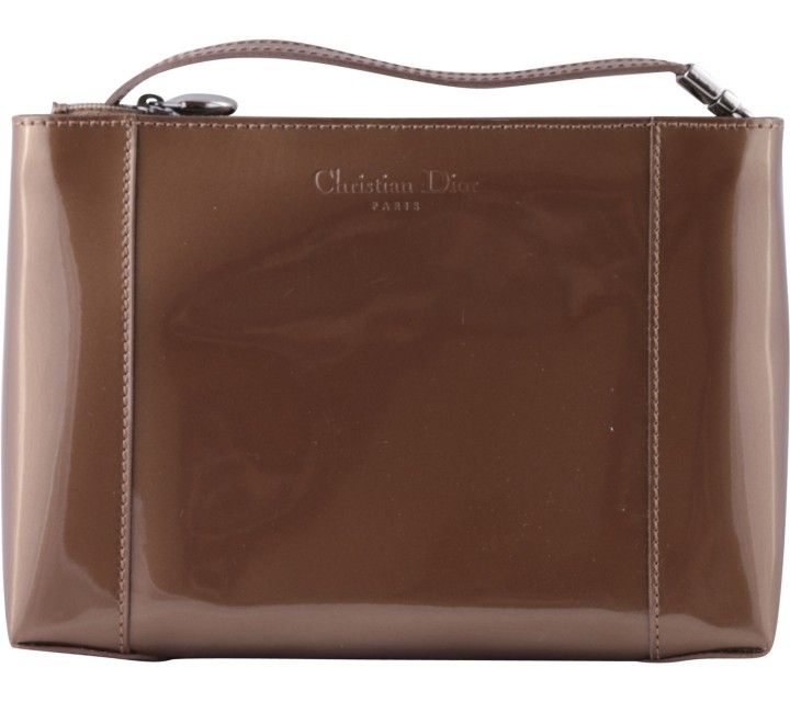 Christian Dior Brown Sling Bag