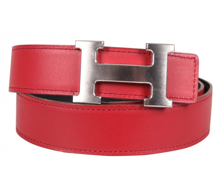Hermes Red Belt