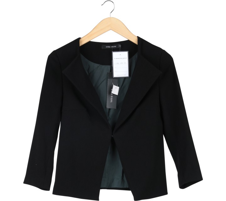 Etoile D´Elfas Black Blazer