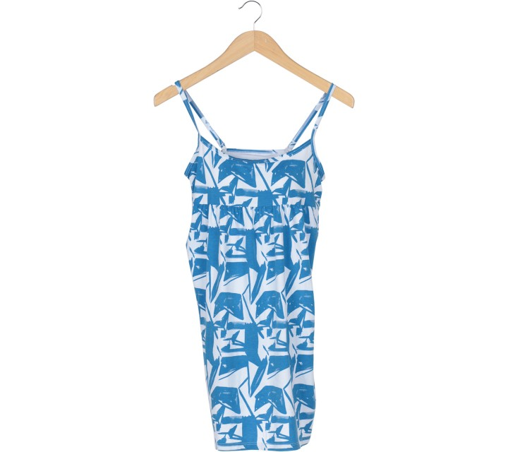 UNIQLO Blue Mini Dress