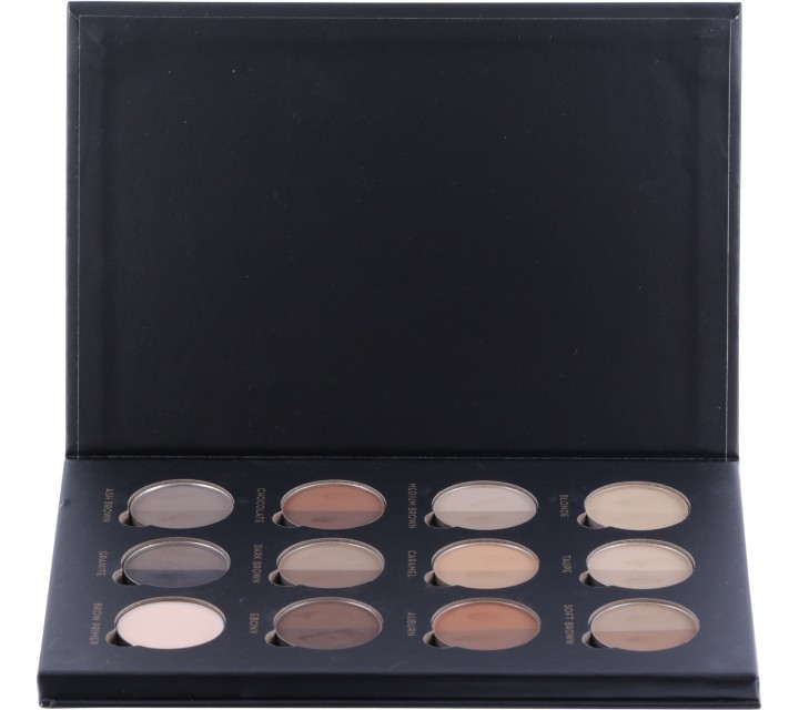 Anastasia Beverly Hills  Brow Pro Palette  Sets and Palette