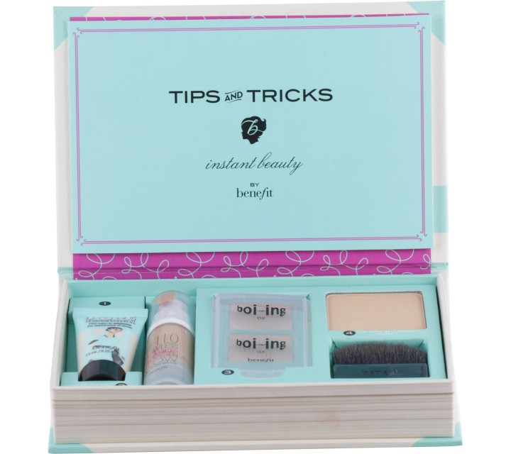 Benefit  Medium Flawless Complexion Make Up KIt Sets and Palette