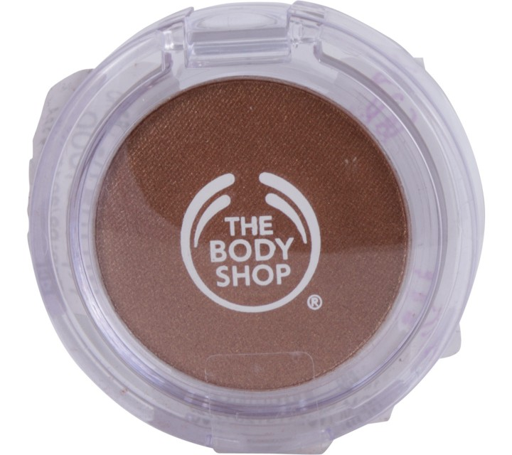 The Body Shop  210 Colour Crush Shade Bronze Bliss Eyes