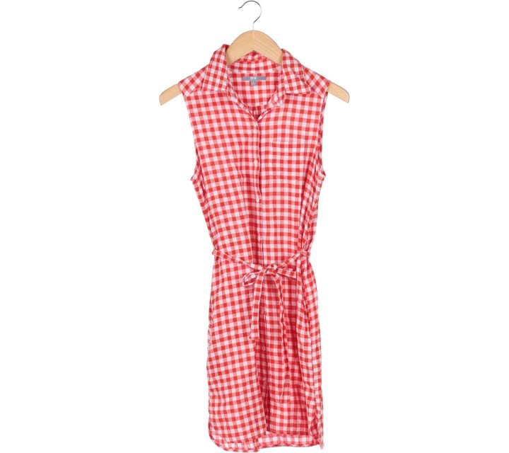 UNIQLO Red Mini Dress