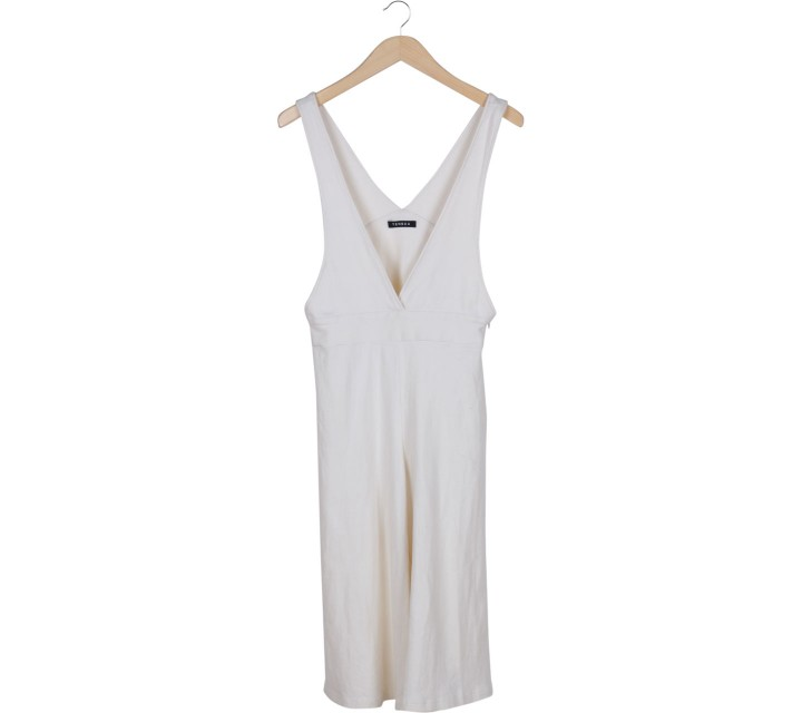 Tensca White Jumpsuit