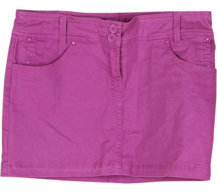 Mango Purple Skirt