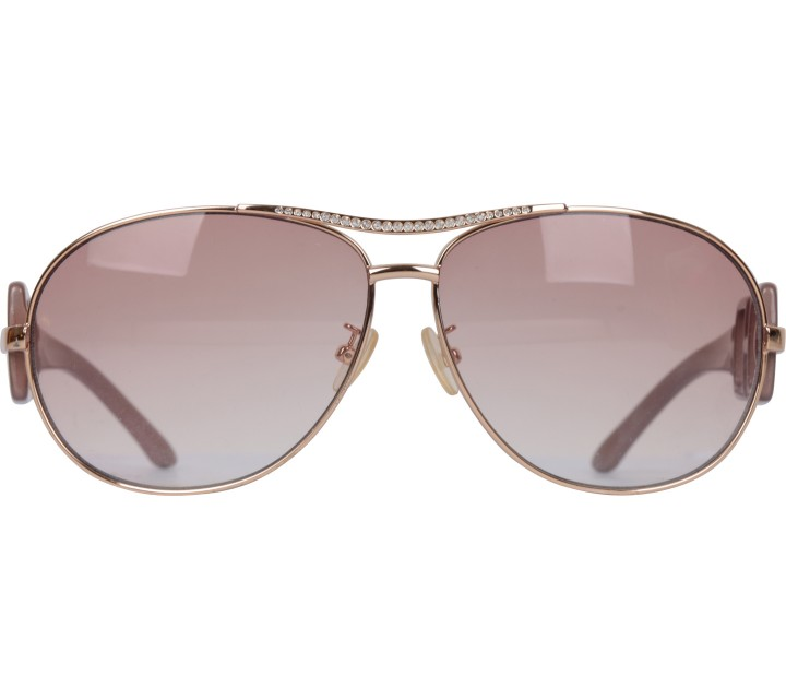 Charles and Keith Purple Tinted Aviator Sunglasses
