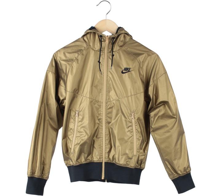 Nike Gold Jaket